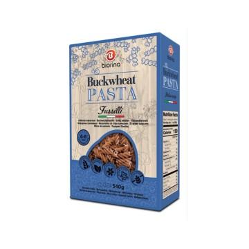 """Buckwheat pasta """"Fussilli"""", 340 g (gluten-free)"""