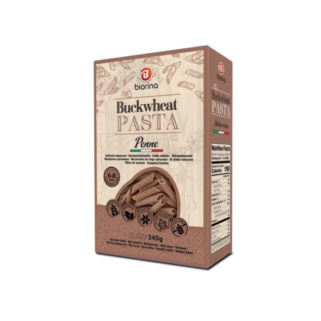 "Buckwheat pasta ""Penne"", 340 g (gluten-free)"