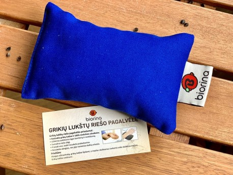 Buckwheat hulls wrist pillow